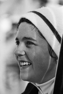 Galina Kulakova - 1972 Sapporo Winter Olympics - Cross Country Skiing