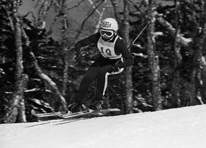 Gina Hathorn - 1972 Sapporo Winter Olympics - Women's Downhill