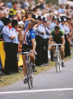 Greg Lemond - 1982 UCI Road World Championships