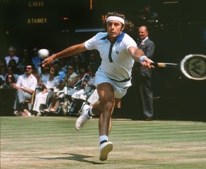 Guillermo Vilas - 1975 Wimbledon Championships