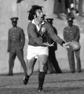 Ian McGeechan - 1974 British Lions Tour to South Africa