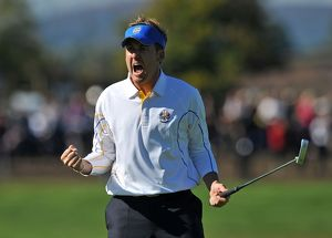 Ian Poulter - 2010 Ryder Cup