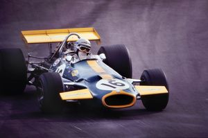 Jack Brabham at the 1970 Race of Champions