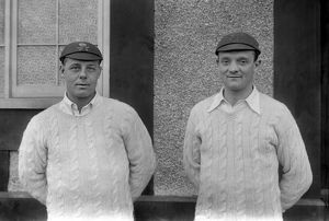 Jack Sharp & Harry Makepeace - Lancashire C.C.C.