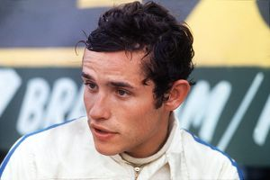 Jacky Ickx at the 1969 British Grand Prix