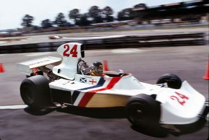 James Hunt - 1975 British Grand Prix