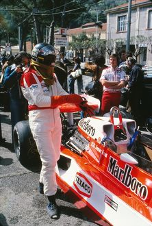 James Hunt - 1978 Monaco Grand Prix