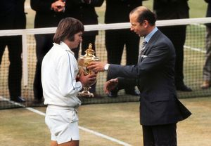 Jimmy Connors - 1974 Wimbledon Men's Singles Champion
