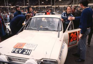 Jimmy Greaves at the 1970 Daily Mirror World Cup Rally