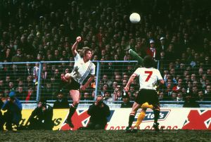 Jimmy Greenhoff scores for Manchester United - 1979 FA Cup Semi-Final
