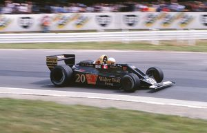 Jody Scheckter - 1978 British Grand Prix