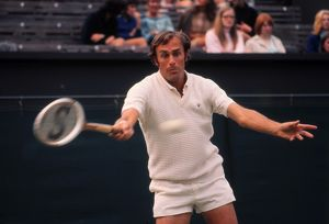 John Newcombe - 1969 Queen's Club Championships