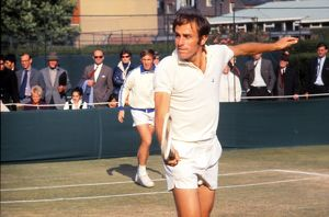 John Newcombe and Tony Roche - 1969 Queen's Club Championships