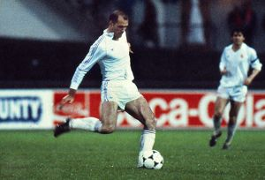 Johnny Metgod - Real Madrid