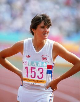 Kathy Cook - 1984 Los Angeles Olympics