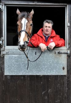 'Kauto Star' with Paul Nicholls