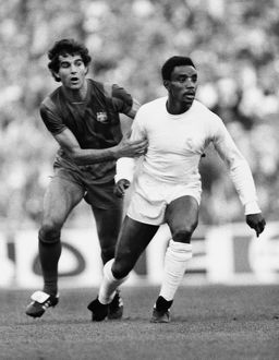 Laurie Cunningham - Real Madrid