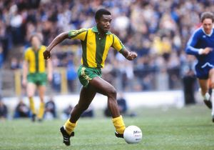 Laurie Cunningham - West Bromwich Albion