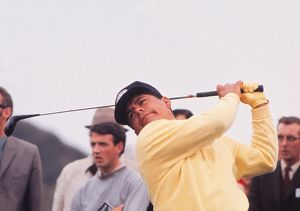 Lee Trevino at the 1969 Ryder Cup