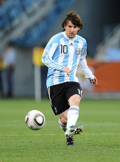 Lionel Messi - 2010 World Cup