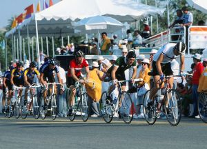 Los Angeles Olympics - Cycling