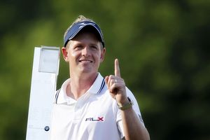 Luke Donald - World No.1