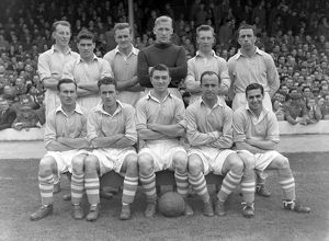 Manchester City - 1953/4