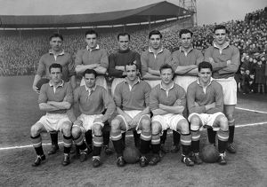 Manchester United - 1953/54