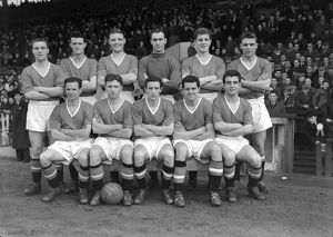 Manchester United - 1955/56