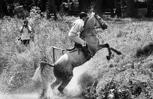 Mark Phillips - 1972 Munich Olympics - 3-Day Eventing