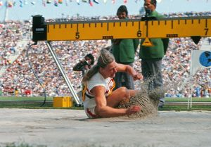 Mary Peters - 1972 Munich Olympics