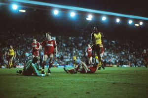 <b>Arsenal win the 1988/9 First Division</b><br>Selection of 77 items