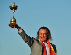 Miguel Angel Jimenez - 2010 Ryder Cup