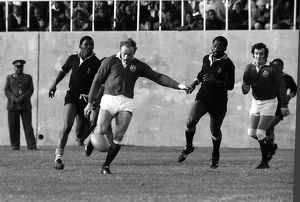 Mike Gibson - 1974 British Lions Tour to South Africa
