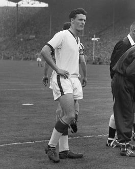 Mnachester United's Billy Whelan - 1957 FA Cup Final