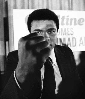 Muhammad Ali - 1971 Press Conference in London