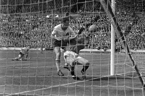 <b>1958 FA Cup Final - Bolton Wanderers 2 Manchester United 0</b><br>Selection of 49 items