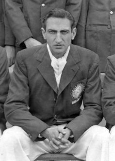 Nawab of Pataudi Snr - 1946 All-India captain