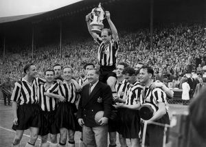 Newcastle United - 1955 FA Cup Winners