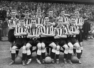 Newcastle United - 1956/57