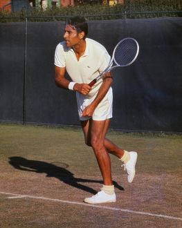 Pancho Gonzales - 1970 Queen's Club Championships