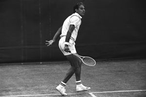 Pancho Gonzales - 1972 Queen's Club Championships