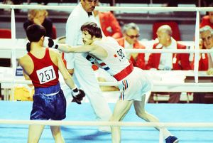 Pat Cowdell - 1976 Montreal Olympics