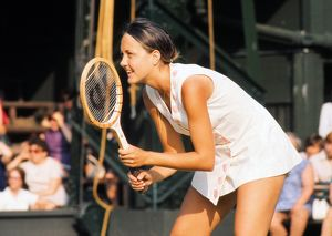 Peaches Bartkowicz - 1970 Wightman Cup