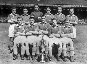 Portsmouth - 1948/49 League Champions