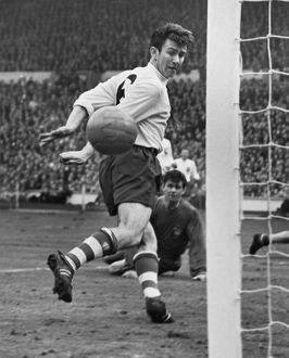 Preston's Howard Kendall - 1964 FA Cup Final
