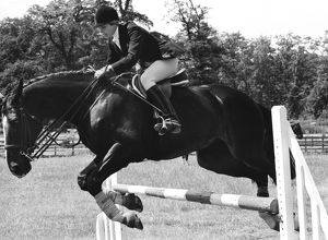 Princess Anne - 1972 Munich Olympics - 3-Day Eventing