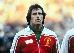 Ray Clemence - 1981 European Cup Final