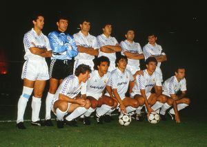 Real Madrid - 1986/7