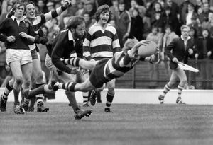 1974 RFU Club Knock-Out Competition Final (Selection of 16 Items)